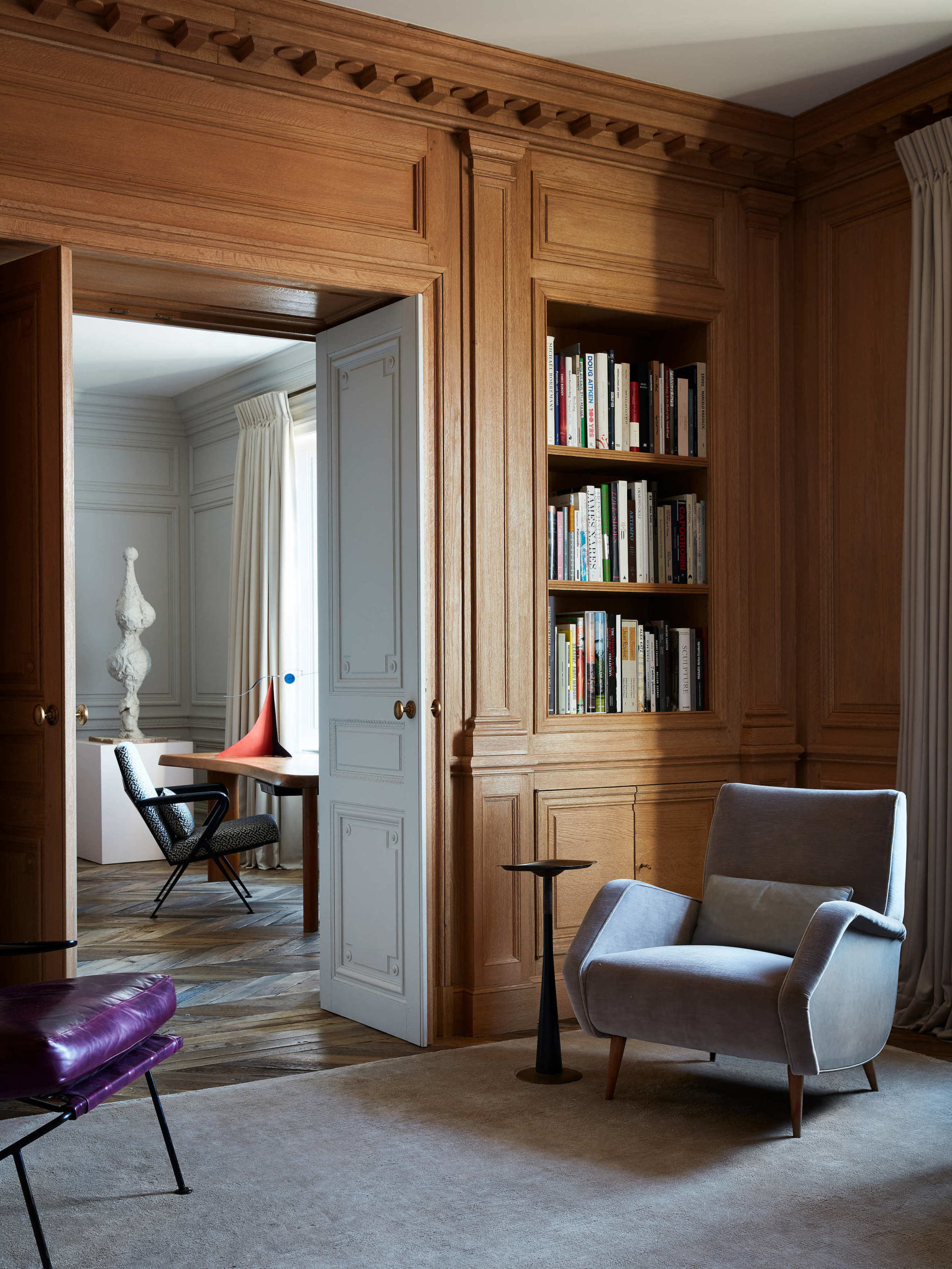 The London Curtain Company : : Paris Residence